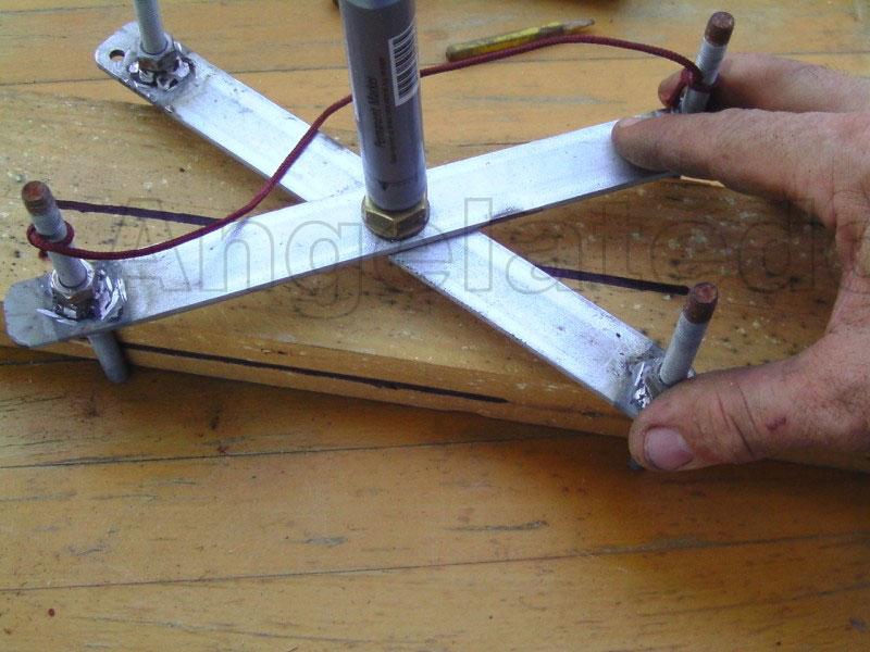 C mo marcar l neas rectas en tubos redondos cuadrados for Bricolaje casero